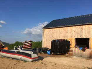 Base AN Rafting Morvan