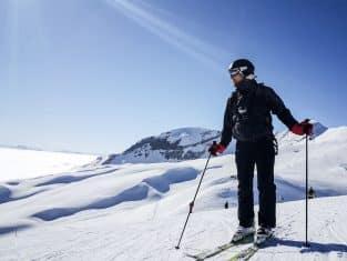 week end ski à Flaine en Haute-Savoie hiver