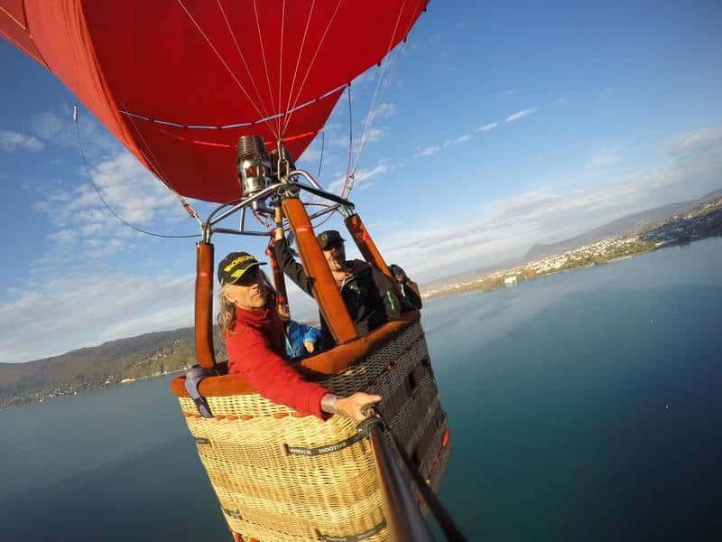 montgolfière Savoie