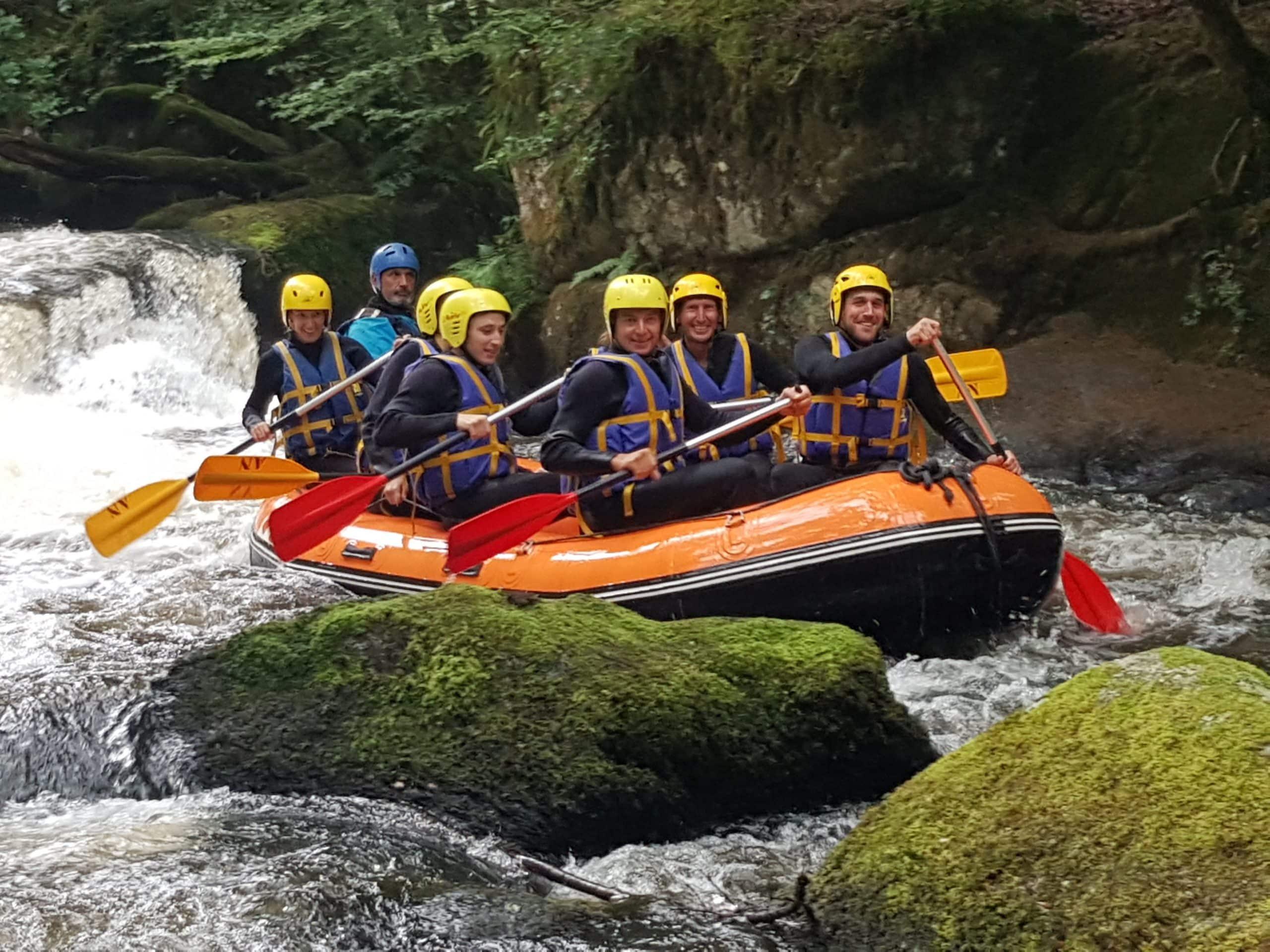 rafting Morvan bourgogne