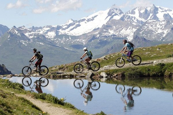 VTT Haute-Savoie