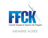 membre agréé ffck